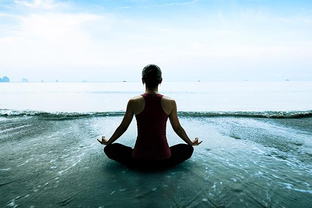jóga légzés